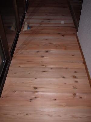 入り口床板05