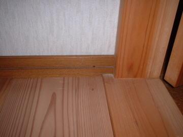 入り口床板07