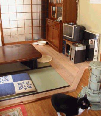 畳コーナー枠と置き床01