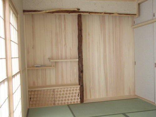 壁板・腰板セット01