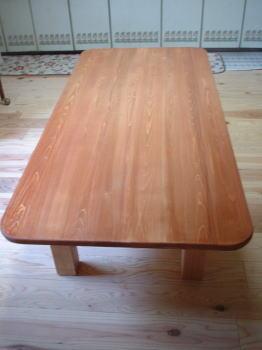 座式食卓テーブル01